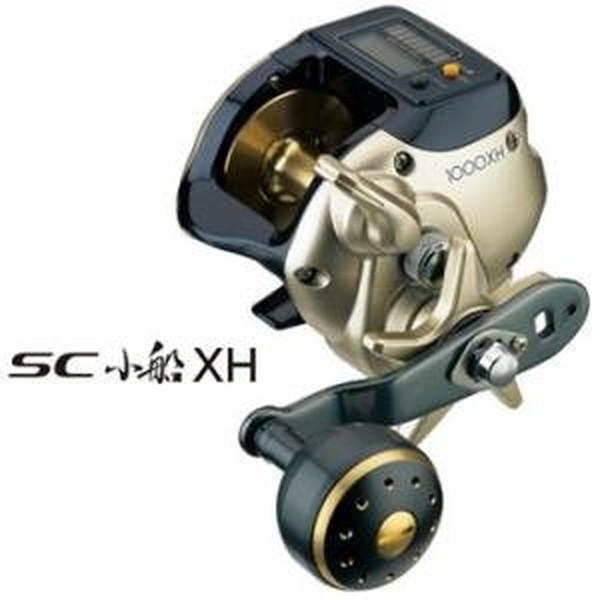 New new shimano sc kobune xh 3000xh electric fishing reel for Japanese fishing reels
