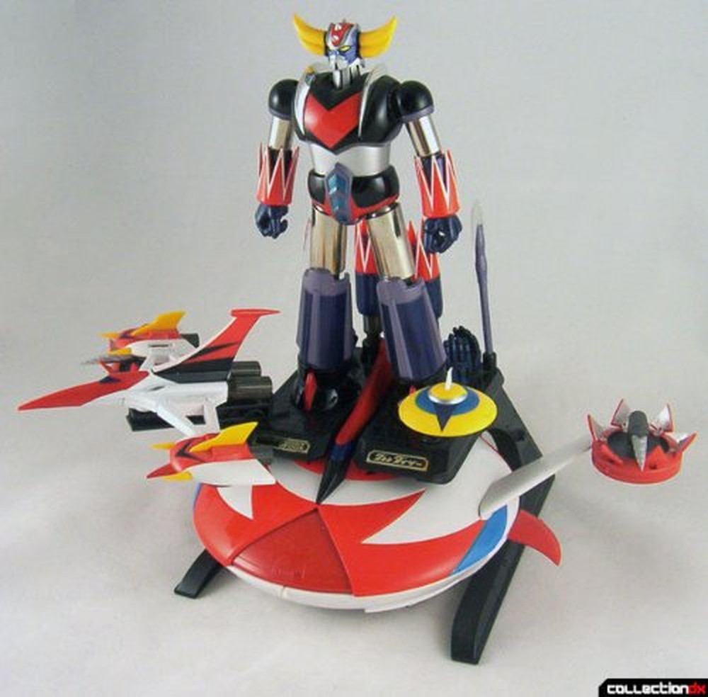 Used Soul Of Chogokin GX-04 UFO Robo Grendizer BANDAI