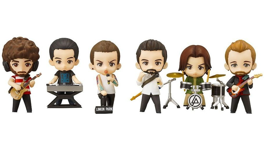 Image Result For Figure Linkin Park Tab