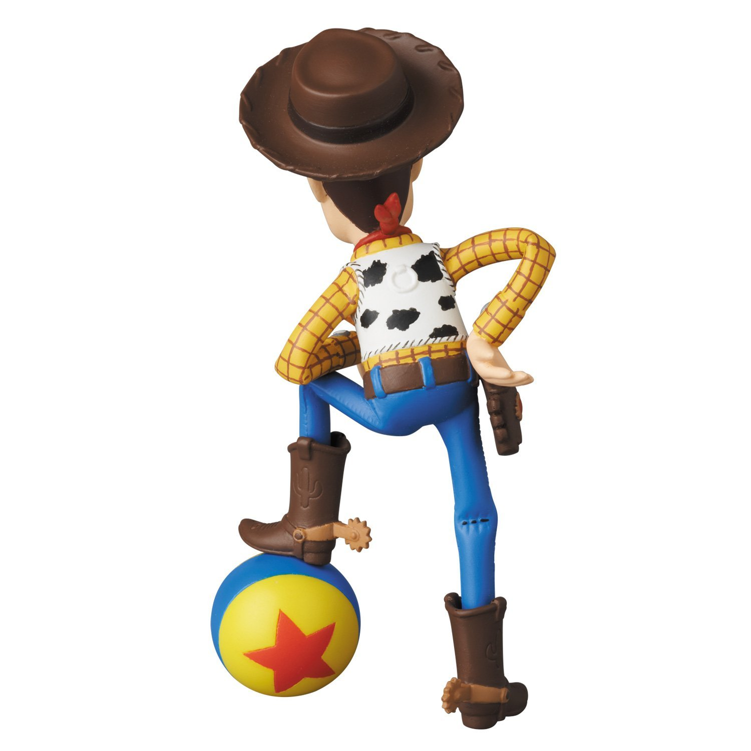 Udf disney series 4 woody ver 2 0 made non scale pvc painted